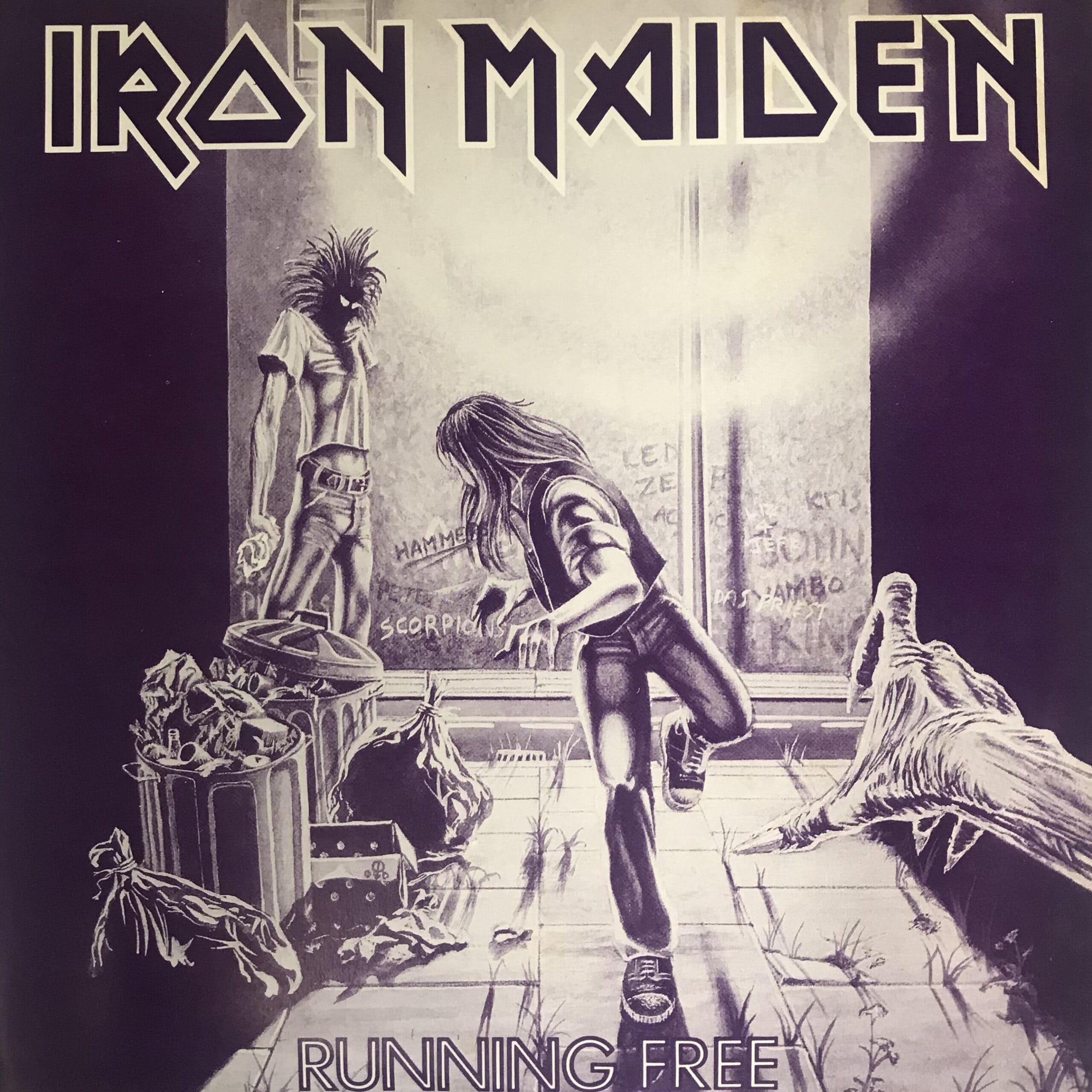 Iron Maiden / Running Free / ブート盤